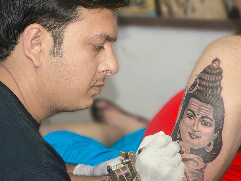 Best Tattoo Shop in Goa